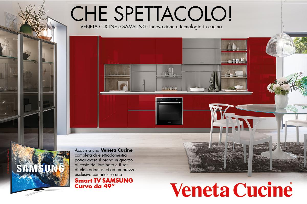 CHE SPETTACOLO la nuova promozione Veneta Cucine... | De Simon ...