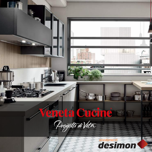Veneta Cucine | De Simon Arredamenti