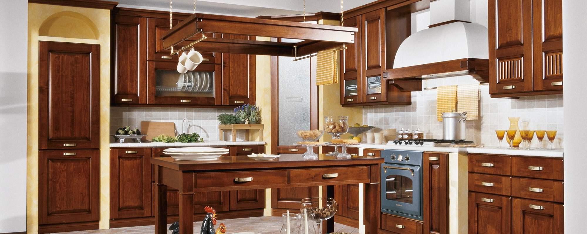 Malaga de simon arredamenti for Cucine classiche