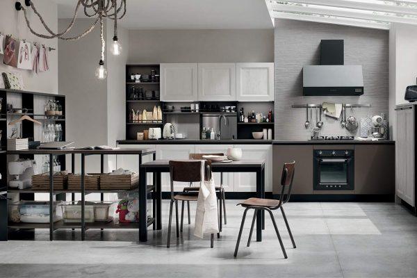 Beautiful Veneta Cucine Ecocompatta Images - Design & Ideas 2018 ...