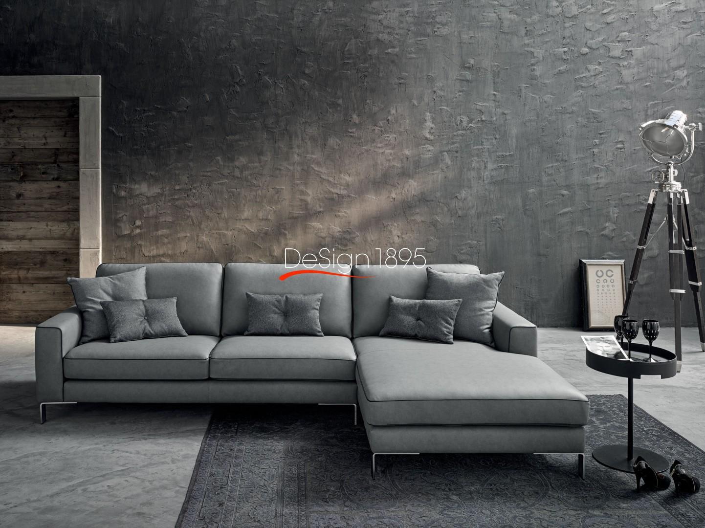 LC Divani grey   De Simon Arredamenti
